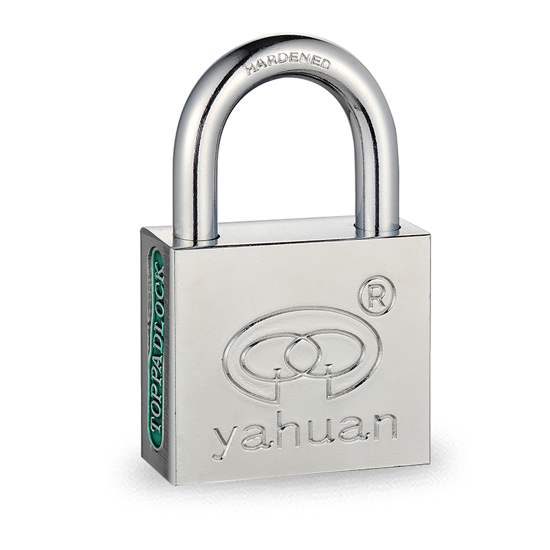 Premium Security Square Iron Padlock